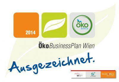 <strong>ÖKO Bonus</strong><br>Die Bäckerei Der Mann wurde 2008, 2011 und 2014 von der Stadt Wien im Rahmen des Ökobusiness-Plans für die laufenden Bemühungen, den Ökologie-Status durch Einsatz neuer Technologien zu erhöhen, im Modul ÖkoBonus ausgezeichnet. Mit dieser Auszeichnung setzt der ÖkoBusinessPlan Wien einen Schwerpunkt bei der Umsetzung von umweltrelevanten Betriebsmassnahmen.