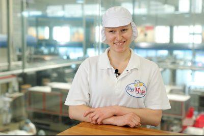 Bäckerin Frau Anna